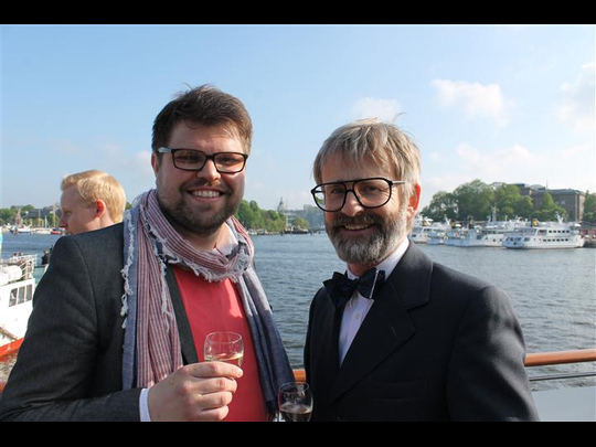 Thomas Näslund och Tomas Schelin, TAM Group.